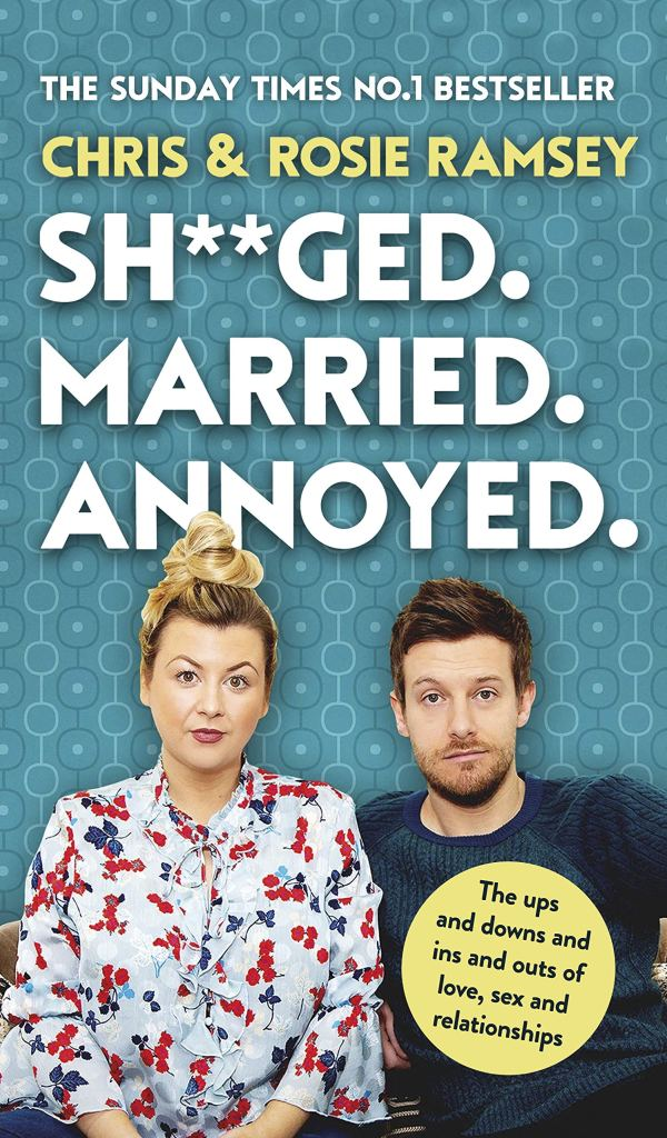 Shagged. Married. Annoyed.