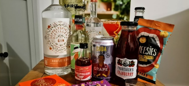 Craft Gin Club February 2021