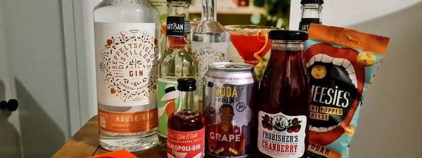 Craft Gin Club February 2021