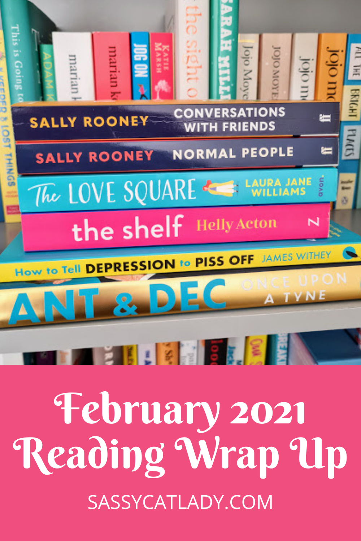 February 2021 Reading Wrap Up