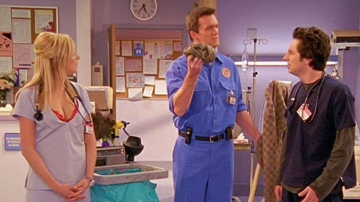 Scrubs - My Life in Four Cameras