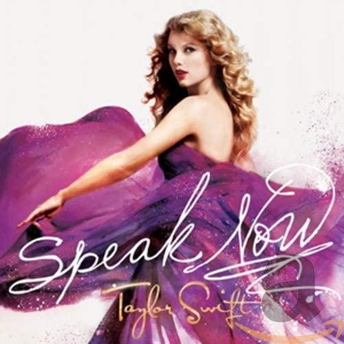 Taylor Swift Speak Now album artwork