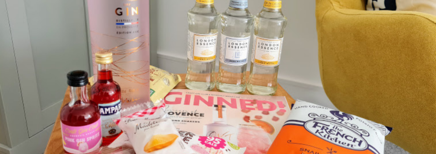 Craft Gin Club April Offerings