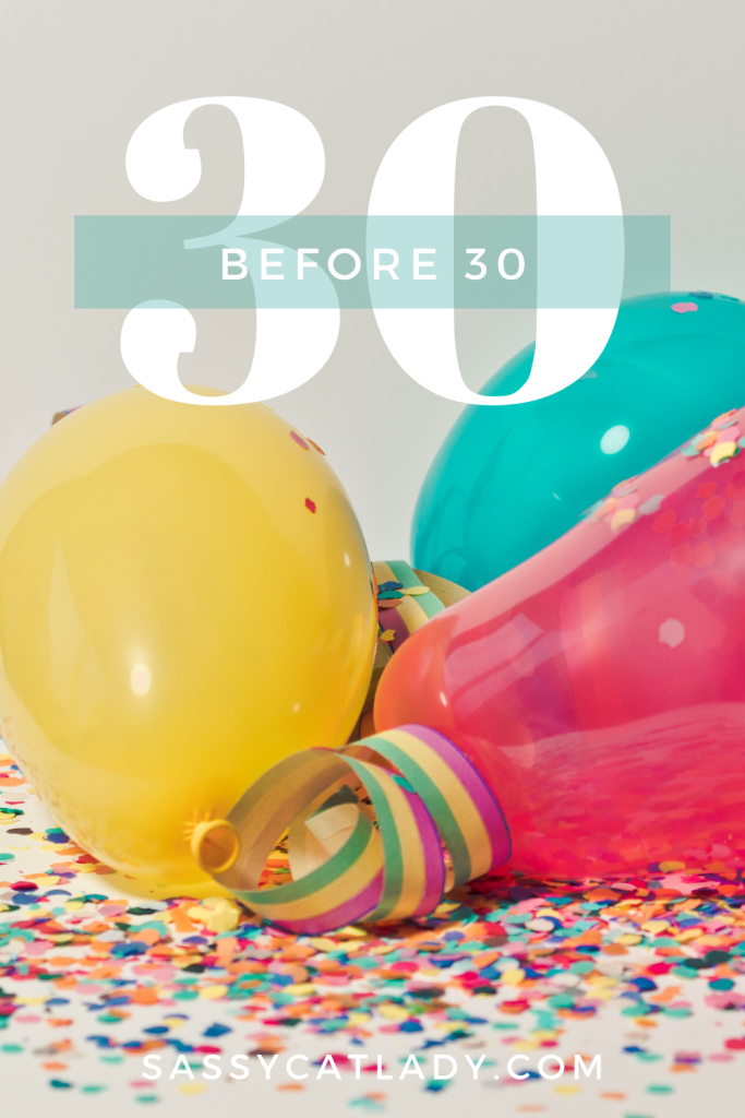 30 Before 30 Pinterest Graphic