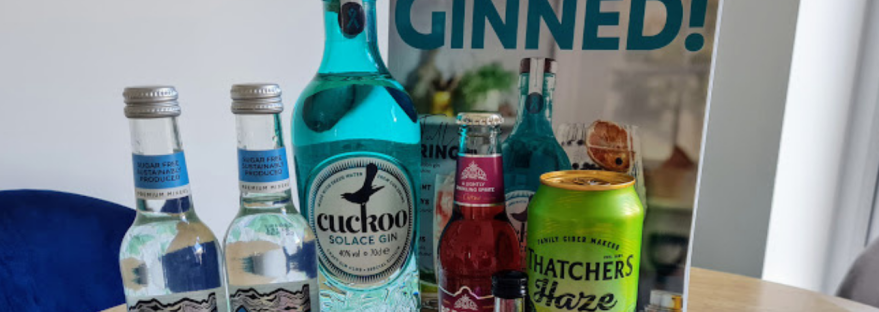 Craft Gin Club May Box Offerings