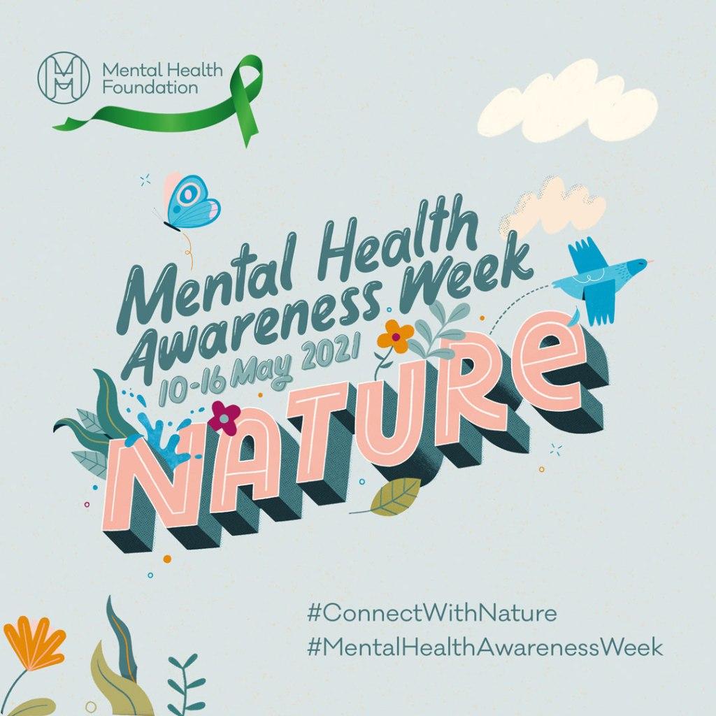 Mental Health Awareness Week Graphic