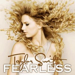 Taylor Swift - Fearless Album Artwork
