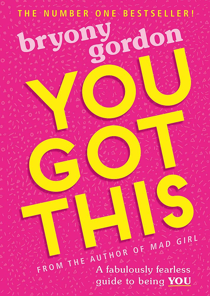 You Got This by Bryony Gordon Book Cover