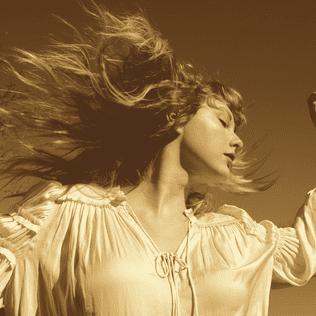 Taylor Swift - Fearless (Taylor's Version) - Album Artwork