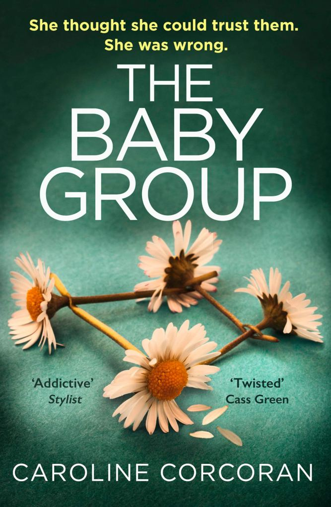 The Baby Group by Caroline Corcoran - Book Cover