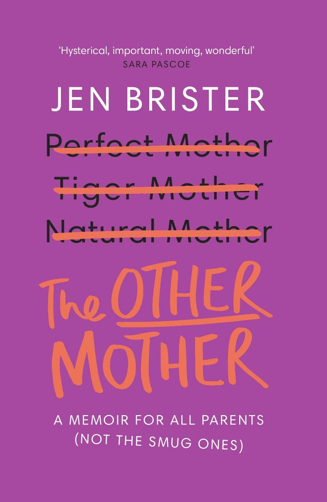 The Other Mother by Jen Brister - Book Cover