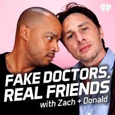 Fake Doctors Real Friends podcast artwork
