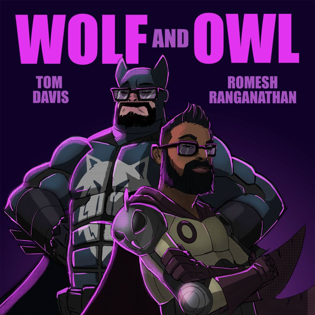 Wolf and Owl podcast artwork