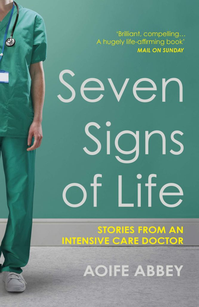 Seven Signs of Life by Aoife Abbey cover artwork